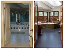 Bathroom Remodeling Ideas Before And After Home Decorating - Bathroom remodel before and after pictures