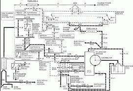 1990 ford f150 trailer wiring diagram wiring diagram ford truck technical s and schematics section h wiring