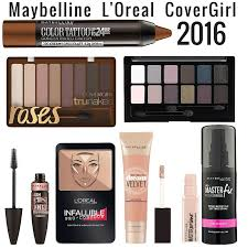 maybelline l oreal and cover 2016 s now available select items