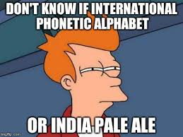 The official international phonetic alphabet, and its organization in a chart, is maintained by the association. Seriously Though Google Ipa Imgflip