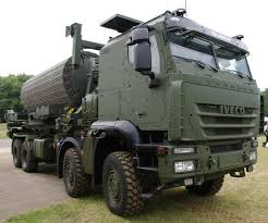 military pallets boxes and containers part 9 trucks and iveco trakker protected epls