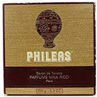<b>Nina Ricci</b> '<b>Phileas</b>' Perfumes Soap 5.3oz/150g New In Box ...