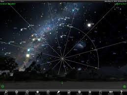 Astronomical Chart Of Stars And Planets Star Charts Planetary Sciences Inc