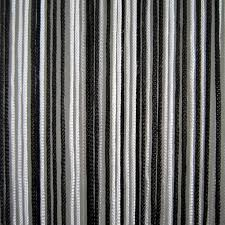 whole 12pieces lot 90x200cm mixed color string fringe curtain panel for backdrops and room dividers black white free ship in curtains from home