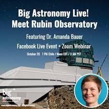 Rubin Observatory - Post   Facebook