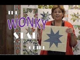 â?· The Wonky Stars Quilt Tutorial - YouTube | Quilt tutorials ... & â?· The Wonky Stars Quilt Tutorial - YouTube | Quilt tutorials | Pinterest |  Quilt tutorials, Star quilts and Tutorials Adamdwight.com