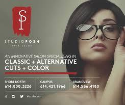 studio posh a progressive salon specializing in clic alternative cuts color
