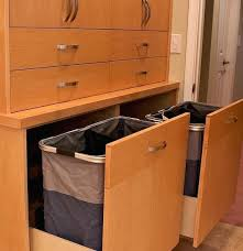 modern bathroom linen cabinets. Modern Bathroom Linen Cabinets Exciting Custom Cabinet With Hamper Wooden Slide Outs