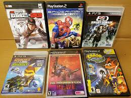 Xbox Playstation Games for sale ...
