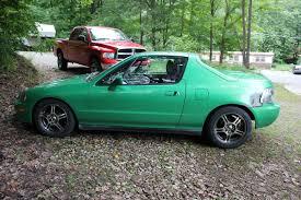 Zinzara 1993 Honda Del SolSi Coupe 2D Specs, Photos, Modification ...