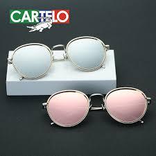 <b>CARTELO CARTELO</b> Men's <b>Sunglasses</b> Metal Round Frame ...