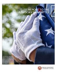 Permanent Partial Disability Rating Chart Oregon Vaac Report June 2018 By Oregon Department Of Veterans