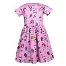 Childrens Clothing Designer 2019 2019 Hot Baby Kids Designer Clothes Girls Summer New Childrens Dress Girls Skirt Ice Silk Dress From Qinqin342 0 11 Dhgate Com