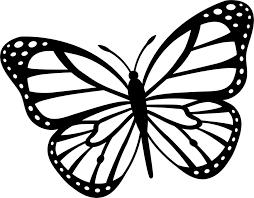 Tous nos coloriages sont classés par thème. Coloriage De Papillons Pour Enfants 100 Images Imprimer Gratuitement Butterfly Coloring Page Butterfly Stencil Coloring Pages