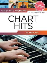 20 Chart Music Hal Leonard Easy Keyboard Chart Hits