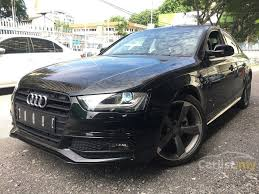audi a4 2014 black. Simple Black 2014 Audi A4 TFSI Sedan Inside Black O