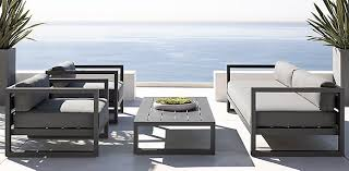 outdoor furniture restoration hardware. Simple Furniture Aegean Aluminum Collection Throughout Outdoor Furniture Restoration Hardware I