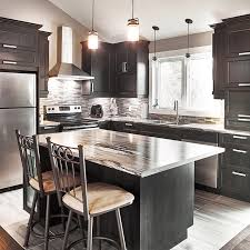 Contemporary Style Kitchen Cabinets Best Cuisines Beauregard Kitchen Project 48 Contemporary Style