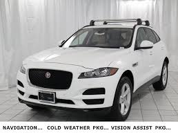 Location: Silver Spring, MD Jaguar F-PACE 35t Premium In
