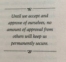 Self Acceptance Quotes