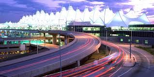 denver international airport. denver international airport v