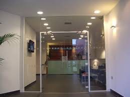 office entrance doors. Glass Reception Entrance Doors Office N