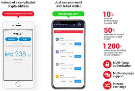 Naga Introduces The New Naga Wallet And Partners With Changelly