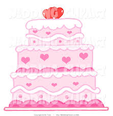 Cartoon Wedding Cake Free Download Clip Art Free Clip Art On