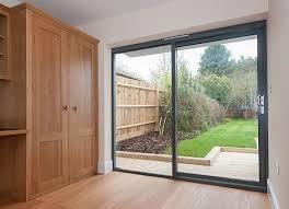 patio door. Plain Patio Expose Your Home To The Outdoor Environment Intended Patio Door O