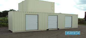 Shipping Container Storage Units