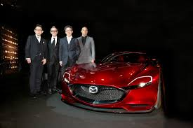 2015 Mazda RX-VISION concept. World premiere of this new sports ...