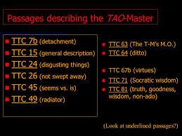 lao tzu th century bce and the tao te ching dow duh jing 32 characteristics