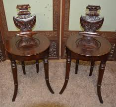 Pair Of Regency Musicians Chairs 509249 Sellingantiques Co Uk