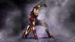 Iron Man 3D Desktop HD Wallpaper