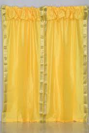 neon yellow curtains pale sheer bright uk full size