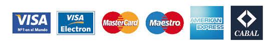 Resultado de imagen para logo visa y mastercard cabal