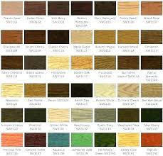 Sherwin Williams Bac Wiping Stain Color Chart Sherwin Williams Exterior Wood Stain Colors Efeservicios Co