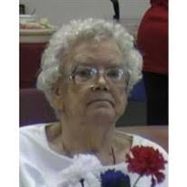 Gladys Smith Obituary - Visitation & Funeral Information