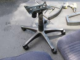 recycled vespa office chairs. uses for my dead desk chair parts might be too much effort but you recycled vespa office chairs