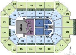 Allstate Arena Seating Chart Ed Sheeran Allstate Arena Tickets In Rosemont Illinois Allstate Arena