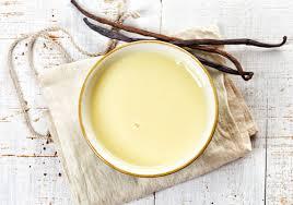 Výsledek obrázku pro vanilkový krém