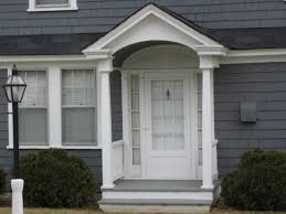 portico designs | Architectural Builders of Hampstead Inc., Front Entries