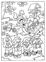 Kleurplaat Paasei Verstoppen Kinderen Kleurplatennl Coloring