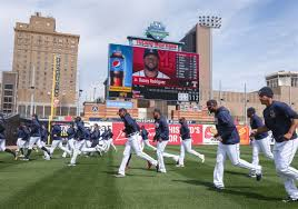 5 3 Field Toledo Ohio Seating Chart Everything You Need To Know About Fifth Third Field Toledo