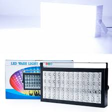 white color dmx sound control 48 rgb led wash strobe grille lamp disco party dj home light show projector stage lighting in stage lighting effect from