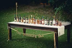 12 DIY Self Serve Wedding Bars