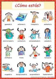 vocabulary sheet for household chores in spanish spanish