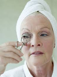 my best makeup tips for women over 50 curl those lashes