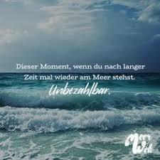 Die 145 Besten Bilder Von Meerweh In 2019 Beach Quotes German