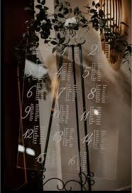 Acrylic Wedding Seating Chart Acrylic Seating Chart Wedding Seating Chart Acrylic